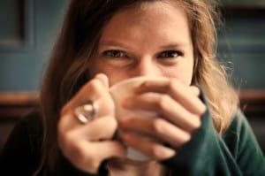 Zahnverfärbungen durch Tee?